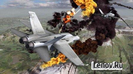 Call of Infinite Air Warfare (обновлено v 1.0.2) (Mod Money)