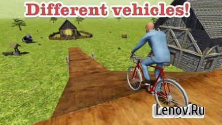 Guts and Wheels 3D (обновлено v 1.0.5) (Mod Money)