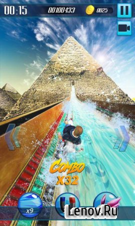 Water Slide 3D v 1.14 (Mod Money)