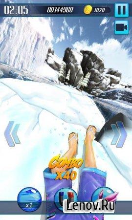 Water Slide 3D v 1.14 (Mod Money)
