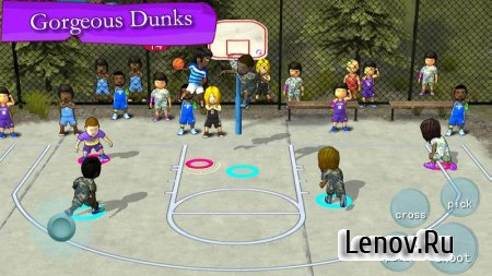 Street Basketball Association v 3.1.5 Мод (много денег)