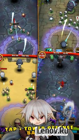 Tap Summoner v 1.0.6d Мод (Free Shop with Diamonds/Gold)
