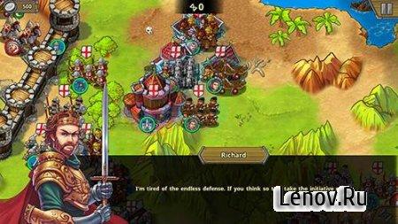 European war 5: Empire v 1.8.0 Мод (много денег)