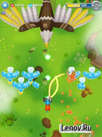 Bloons Supermonkey 2 (обновлено v 1.8.0) Мод (много денег)
