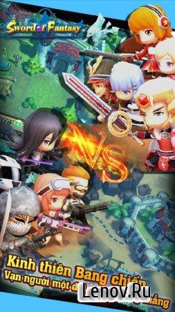 Sword of Fantasy-Game đồ họa (обновлено v 0.1.2.8) (God mod)