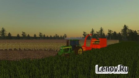 Farming USA 2 v 1.68 Мод (много денег)