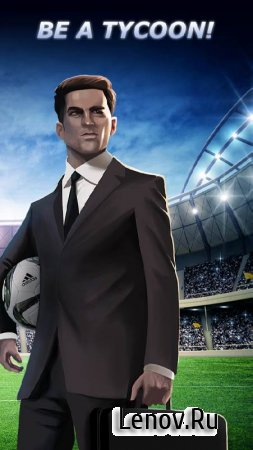 Football Tycoon v 1.18 (Mod Money)