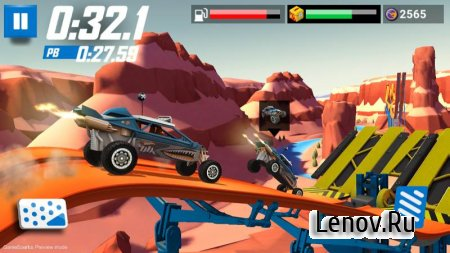 Hot Wheels Race Off v 11.0.12232 Mod (Unlimited Money)