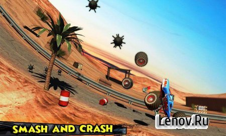 Monster Truck Rider 3D v 1.2 (Mod Money)