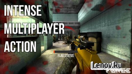 Online Bullet Force v 1.28 Мод (Sight Store for free/Guns Store for free & More)