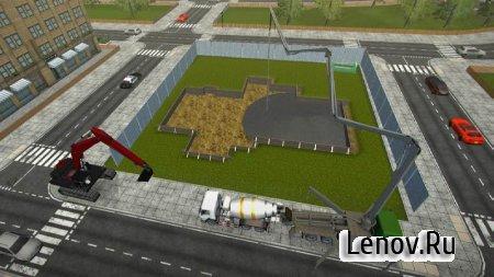 Construction Simulator PRO 17 v 2.0.2 Мод (много денег)