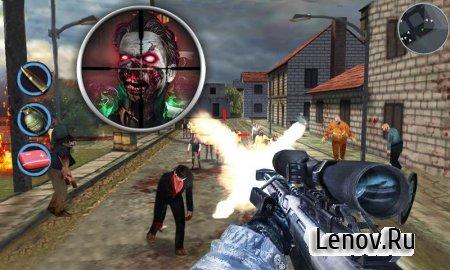 Dead Target Zombie v 1.5 (Mod Money/AdFree)