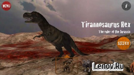 3Dino - The world of dinosaurs v 1.3 Мод (Unlocked)