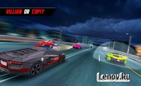 San Andreas Police Chase 3D v 1.1.8 (Mod Money)