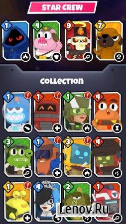 Star Crew (обновлено v 0.8.1) Мод (Unlimited Coins/Cash/ Gems/Energy)