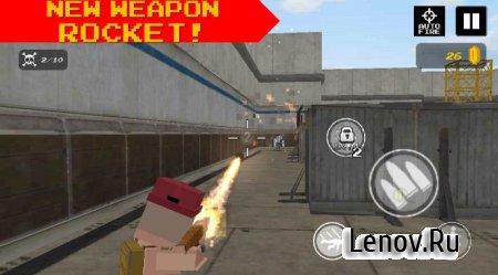 Pixel Z Hunter-Survival Hunter v 3.1 (Mod Money)