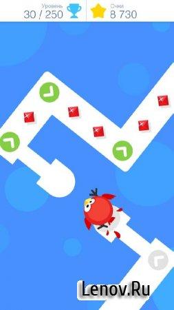 Tap Tap Dash v 1.936 Мод (Unlocked/Ad-Free)
