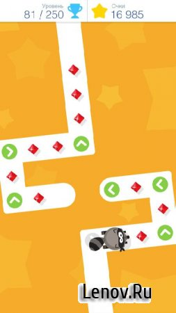 Tap Tap Dash v 1.906 Мод (Unlocked/Ad-Free)