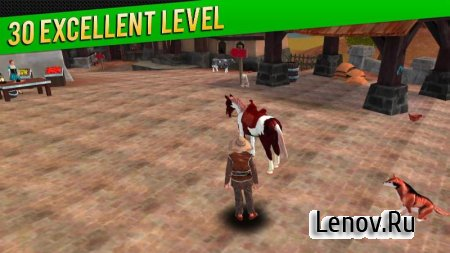 Horse Simulator 3D v 1.0.3 Мод (The infinite amount of energy & More)
