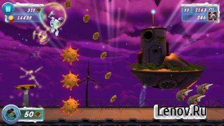 Robot Ico: Robot Run and Jump v 1.3 (Mod Money)