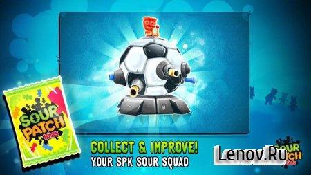 Sour Patch Kids: Candy Defense (обновлено v 1.37) (Mod Money)
