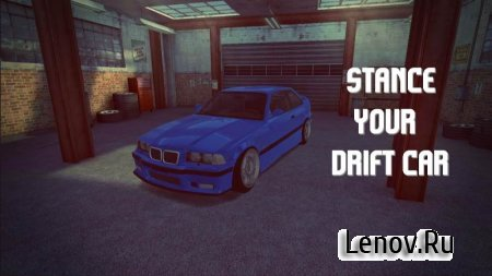 Drifting BMW 3 Drift Racing v 1.02 (Mod Money)