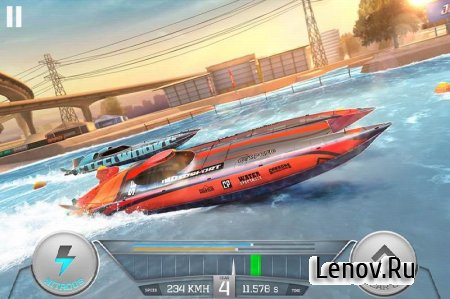 Top Boat: Racing Simulator 3D (обновлено v 1.05) (Mod Money/Unlocked)