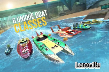 Top Boat: Racing Simulator 3D v 1.06.2 (Mod Money/Unlocked)
