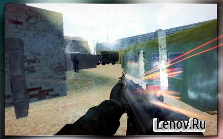 Military Commando Shooter 3D (обновлено v 2.3.2) (Mod Money)