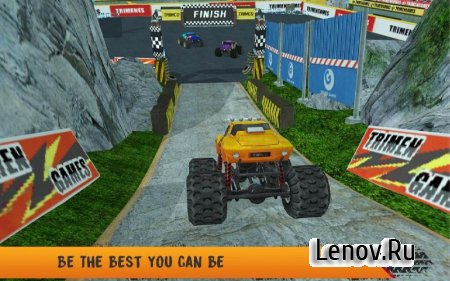 Off Road Hill Truck Madness v 1.1 Мод (Many coins/Open all the machines, locations and levels)