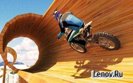 Racing on Bike Free v 1.4 (Mod Money)