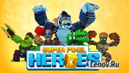 Super Pixel Heroes v 1.1.69 (Mod Money)