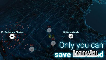 Zombie City Defense 2 (обновлено v 1.2.8) Mod (Unlocked)