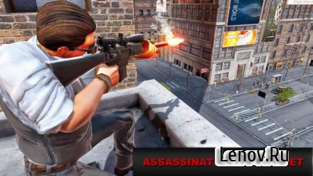 Secret Agent Sniper Assassin v 1.1 Мод (Unlocked)