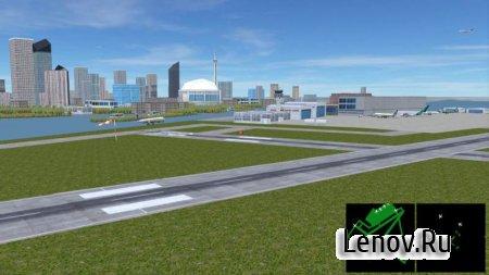 Airport Madness 3D (обновлено v 1.502) Мод (полная версия)