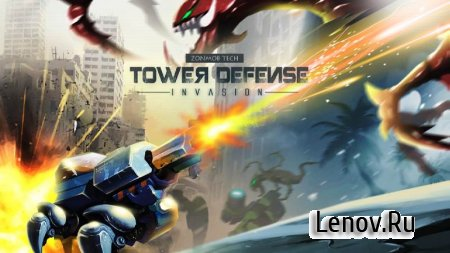 Tower Defense: Invasion (обновлено v 1.12) (Mod Money)
