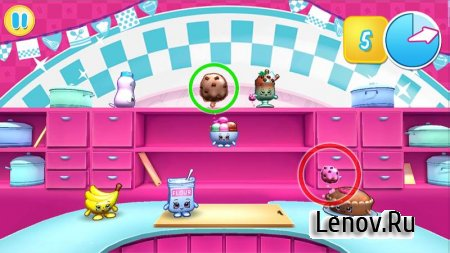 Shopkins World! v 3.6.1 Мод (Unlocked All Games and Activities/Increased Coins Reward)