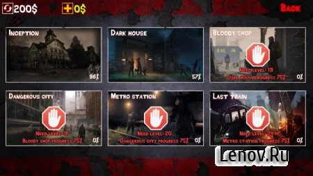 Clash of Zombie : Dead Fight v 1.0 (Mod Money)