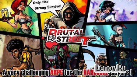 Brutal Street (обновлено v 1.2.28) (Mod Money)