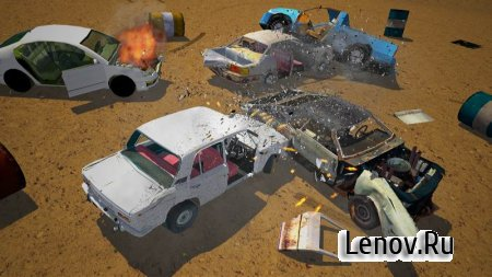 Derby Demolition Simulator Pro v 3.0.6 (Mod Money)