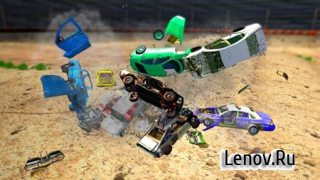Derby Demolition Simulator Pro v 2.2.0 (Mod Money)