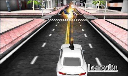 Death Racing Rivals 3D (обновлено v 2.1) (Mod Money)