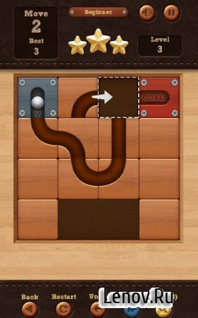Roll the Ball™ - slide puzzle v 20.1028.09 Mod (Hints/Unlocked)