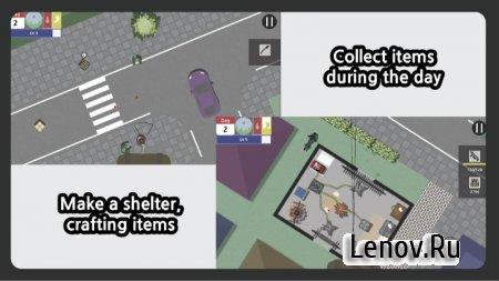 Dead Town - Zombie survival (обновлено v 1.4.2) (Mod Money)
