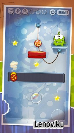 Cut the Rope GOLD v 3.17.0 Мод (All Unlocked/All Unlimited)