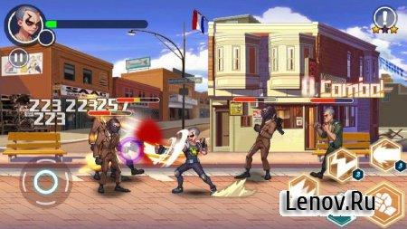 Crime of street:Mafia fighting v 1.2 (Mod Money)