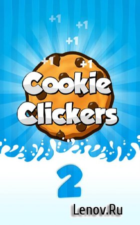 Cookie Clickers 2 (обновлено v 1.4.0) Мод (Cookies/Gold Cookies)