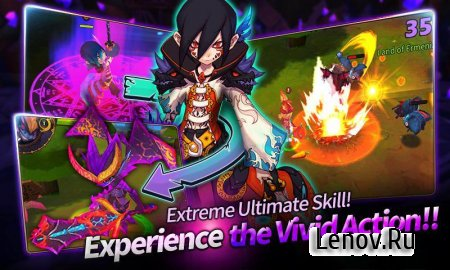 Minimon Masters v 1.0.63 Мод (Press Back Button To kill All Monsters)
