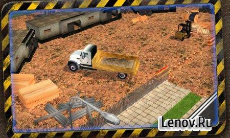 Construction Trucker 3D Sim v 1.1 (Mod Money)