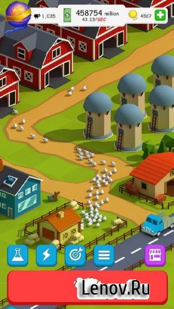 Tiny Sheep v 3.4.5 (Mod Money)